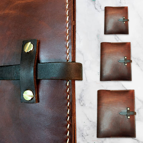Moleskine Leather Journals