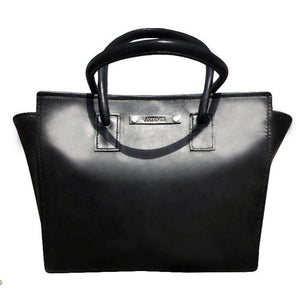 Classic Black Luxury Handbag