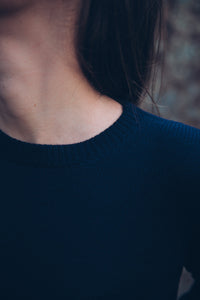 Navy Blue - Woman