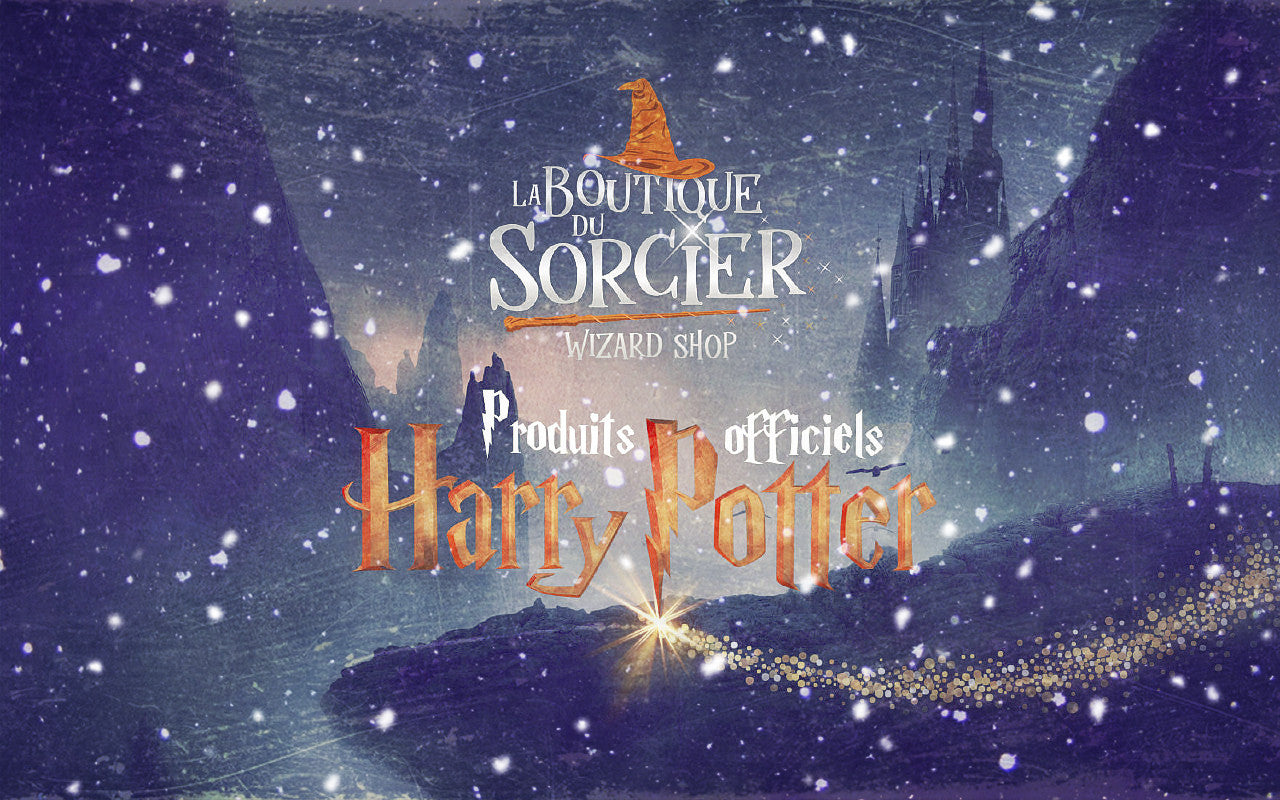 boutique officielle harry potter la boutique du sorcier