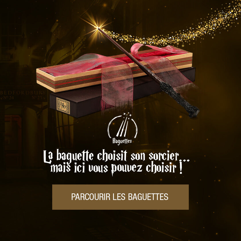 baguettes magique officielle harry potter boutique shop