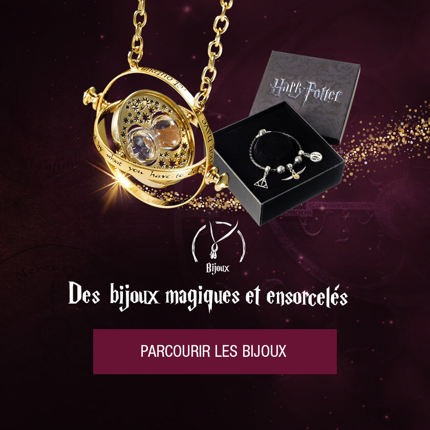 bijoux harry potter boutique pendentif collier charm bracelet wizarding world