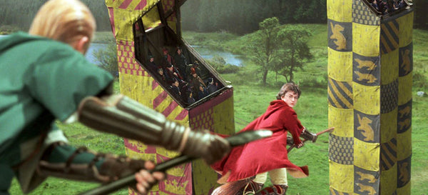 Quidditch Harry Potter Drago Malefoy