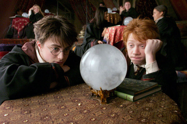 Cours de Divination Harry Potter
