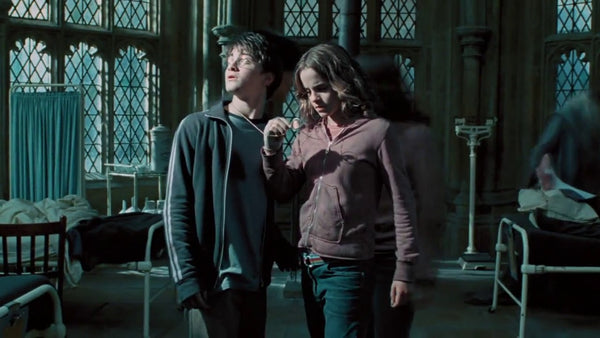 Harry Potter Retourneur de Temps Hermione