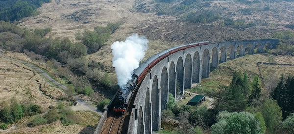 Train Poudlard Express Films Harry Potter