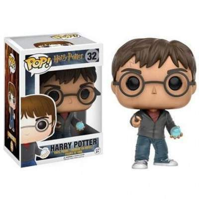 FIGURINE POP HARRY POTTER  ET LA PROPHÉTIE - HARRY POTTER La Boutique du Sorcier - Wizard Shop