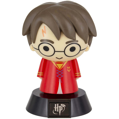 MINI LAMPE HARRY POTTER QUIDDITCH 10CM (Style Chibi) - HARRY POTTER