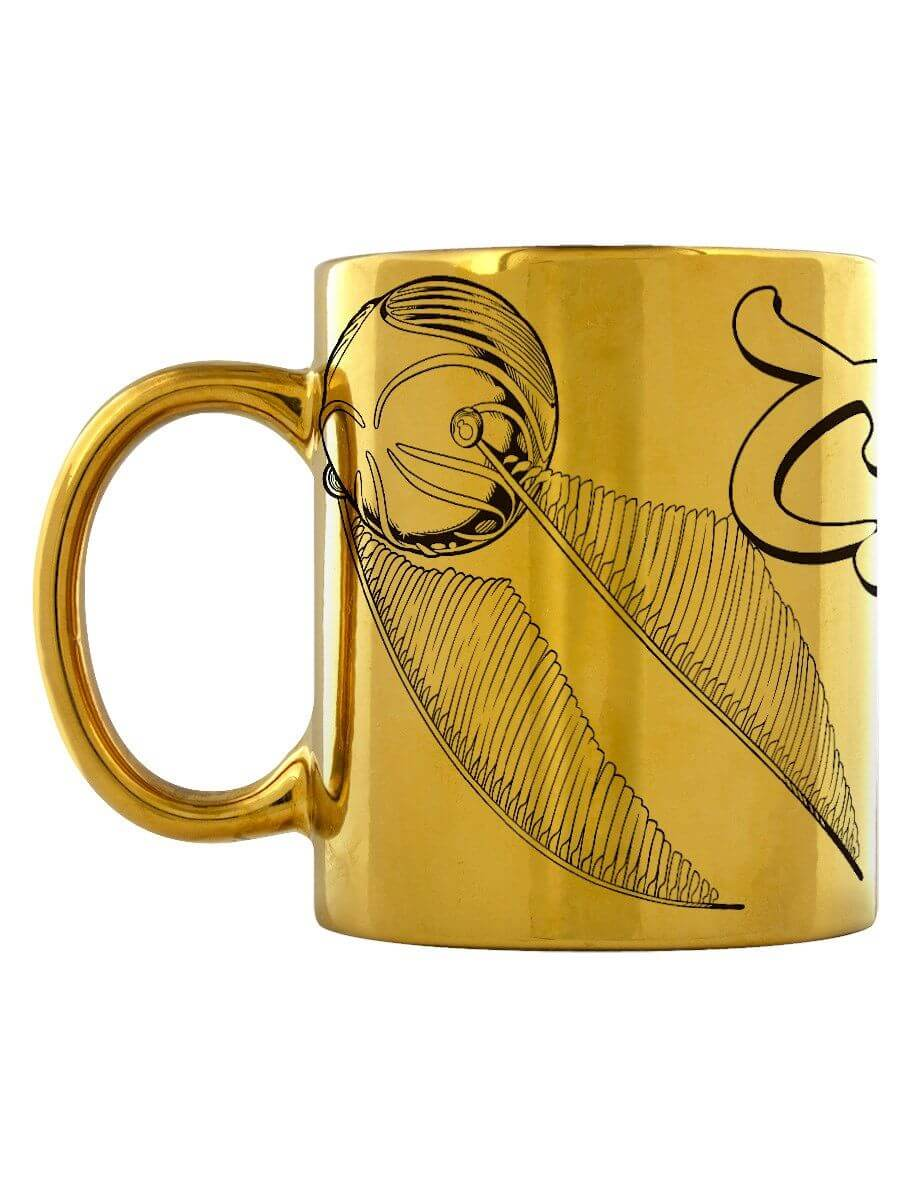 MUG VIF D'OR I'M A CATCH (315ML) - HARRY POTTER