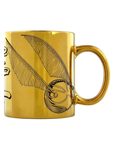 MUG VIF D'OR I'M A CATCH (315ML) - HARRY POTTER - la boutique du sorcier
