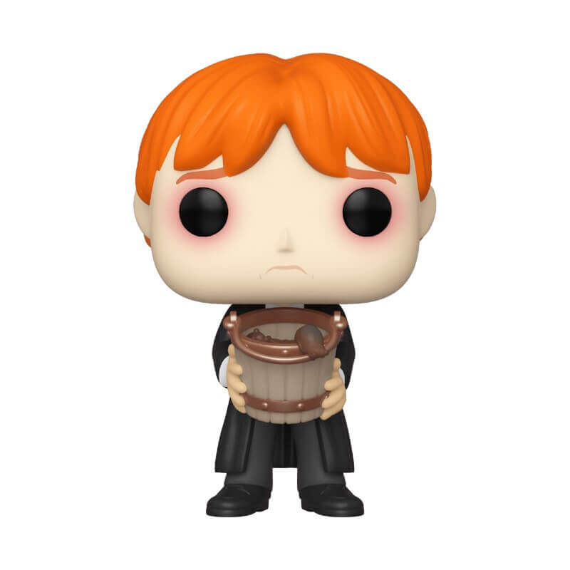 FUNKO POP RON WEASLEY QUI VOMIT DES LIMACES (Précommande) - HARRY POTTER - la boutique du sorcier