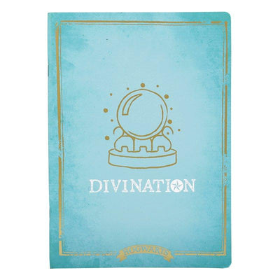 CARNET A4 DIVINATION - HARRY POTTER - la boutique du sorcier