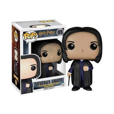 FIGURINE POP SEVERUS ROGUE - HARRY POTTER La Boutique du Sorcier - Wizard Shop