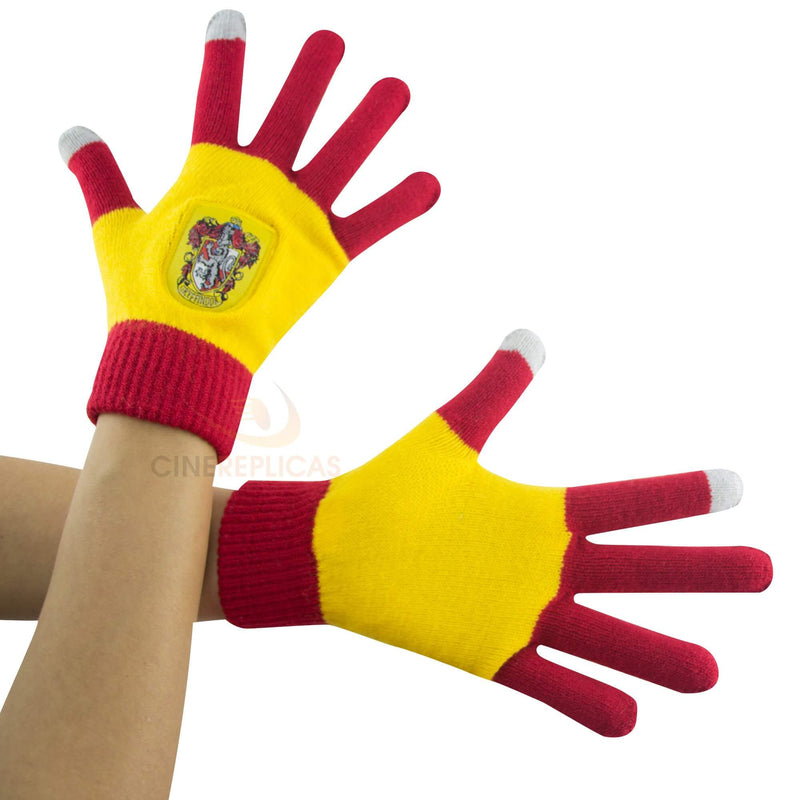 GANTS TACTILES GRYFFONDOR - HARRY POTTER - la boutique du sorcier