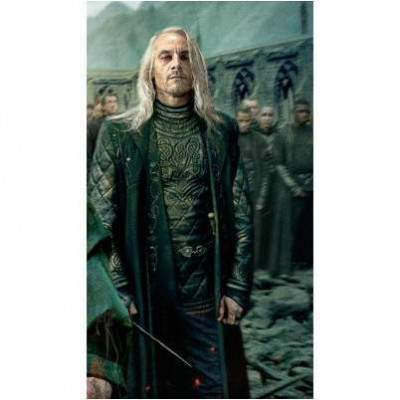 BAGUETTE COLLECTOR LUCIUS MALEFOY