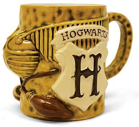 MUG QUIDDITCH 3D (568 mL) - HARRY POTTER