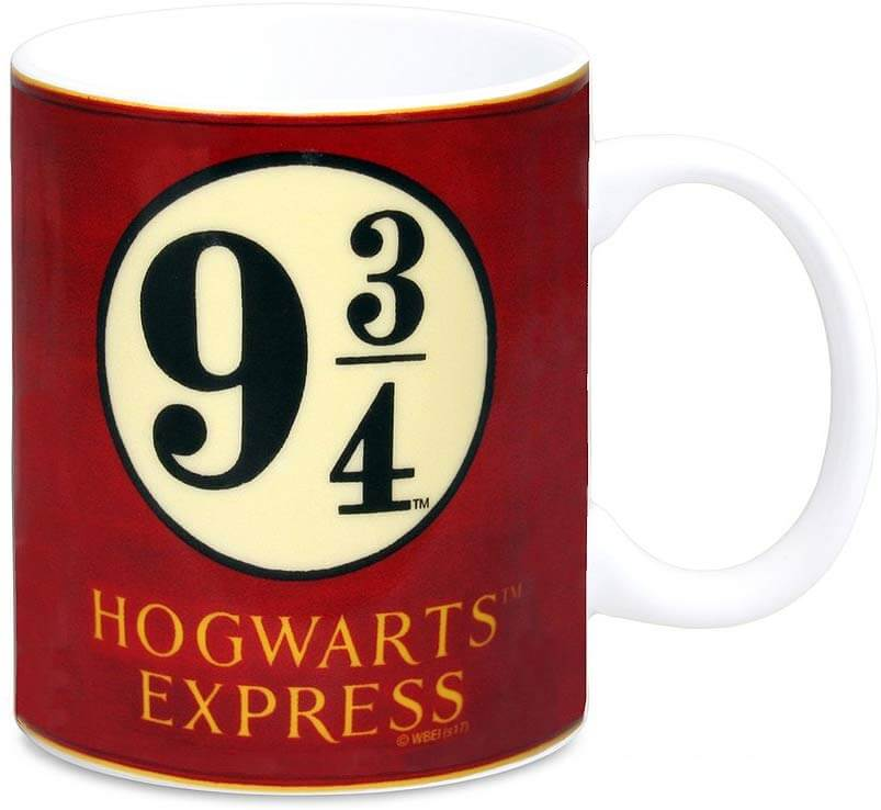 MUG VOIE 9 3/4 (320ML) - HARRY POTTER