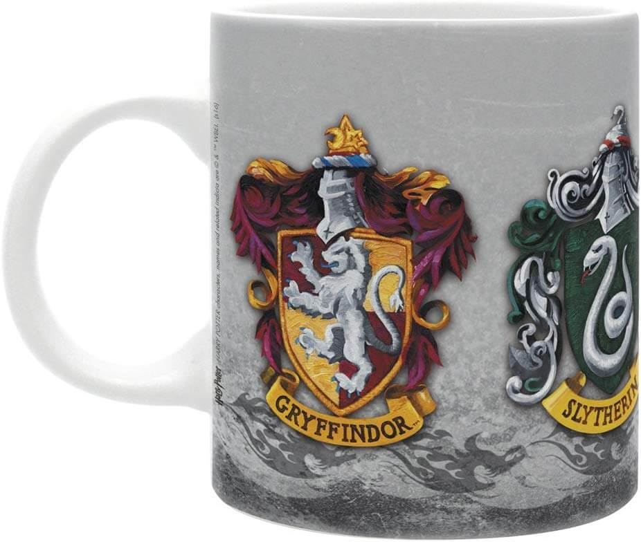 MUG MAISONS POUDLARD (320ML) - HARRY POTTER