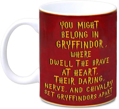 MUG GRYFFONDOR - HARRY POTTER la boutique du sorcier
