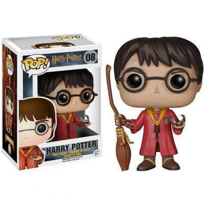 FIGURINE POP HARRY POTTER QUIDDITCH - HARRY POTTER La Boutique du Sorcier - Wizard Shop