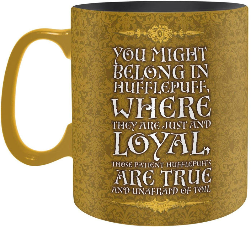 Mug poufsouffle (460 ml) - harry potter