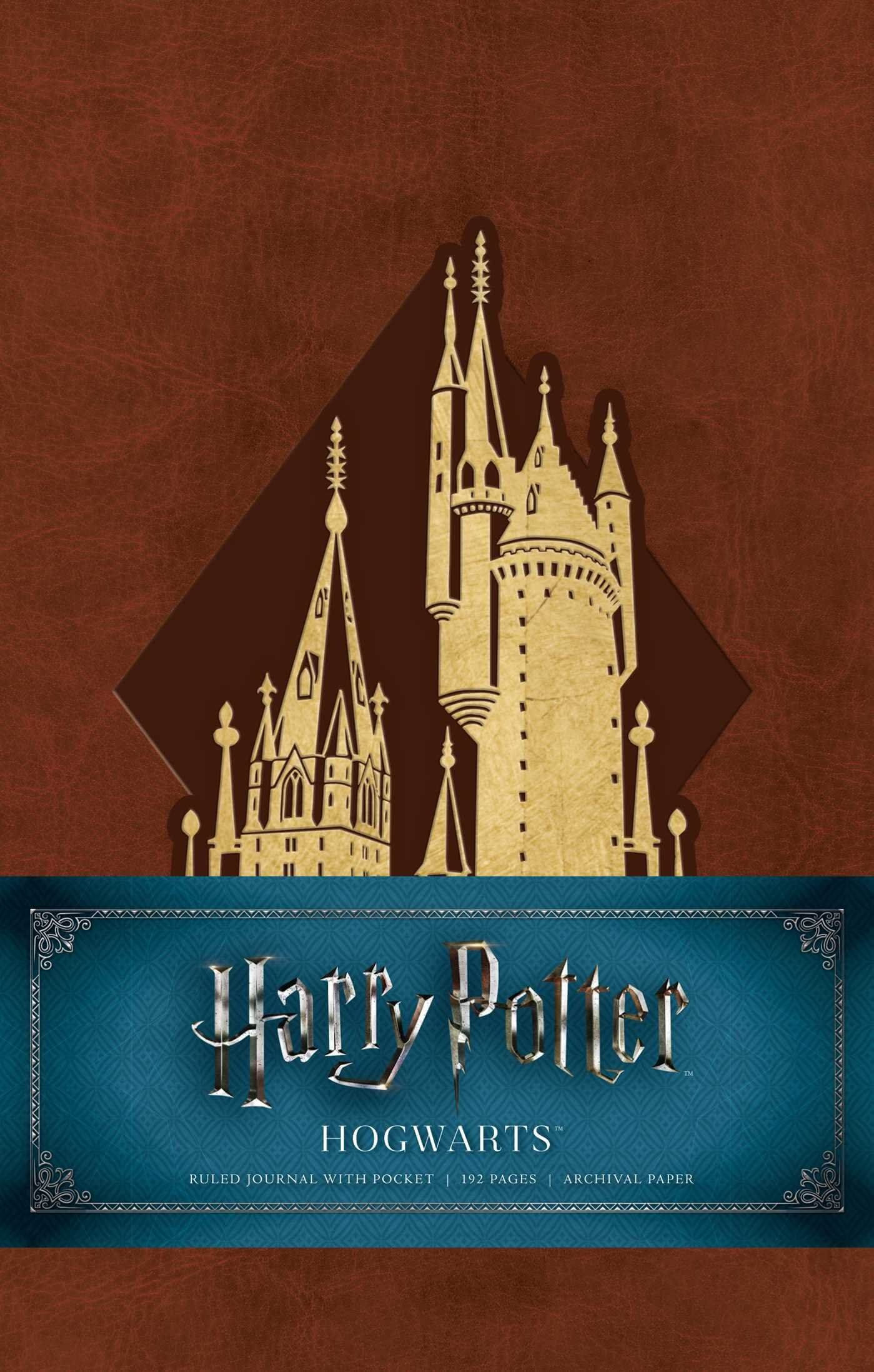CARNET POUDLARD (NOUVELLE VERSION 2020) - HARRY POTTER la  boutique du sorcier