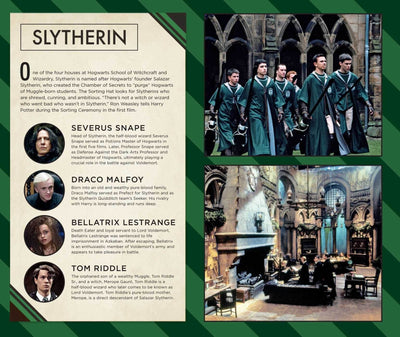 CARNET SERPENTARD (NOUVELLE VERSION 2020) - HARRY POTTER la boutique du sorcier