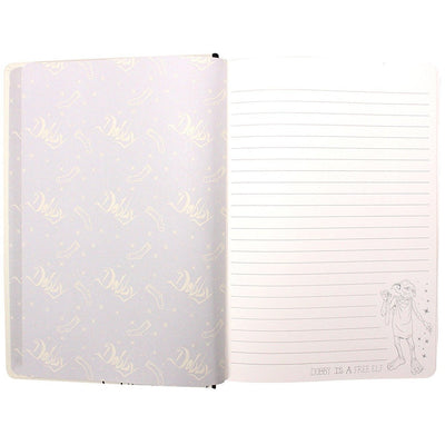 CAHIER DOBBY A5 - HARRY POTTER - la boutique du sorcier