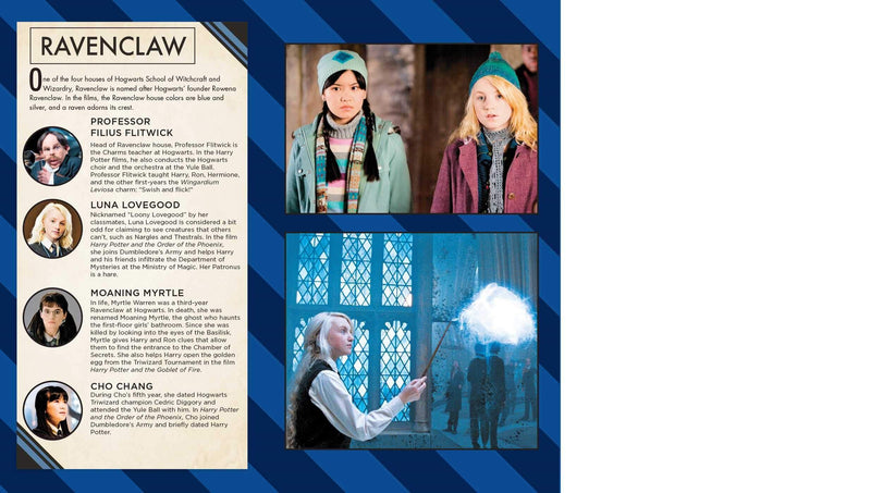 CARNET SERDAIGLE (NOUVELLE VERSION 2020) - HARRY POTTER la boutique du sorcier