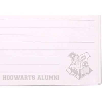GRAND CAHIER À SPIRALES HOGWARTS - HARRY POTTER - la boutique du sorcier