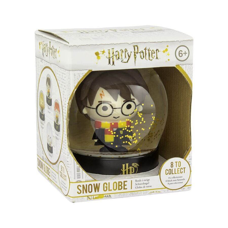 BOULES A NEIGE PERSONNAGES HARRY POTTER (Style Chibi)