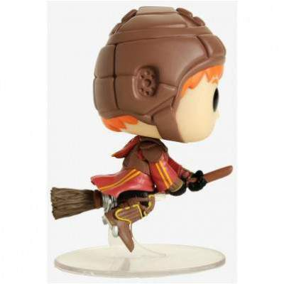 FUNKO POP RON WEASLEY TENUE DE QUIDDITCH