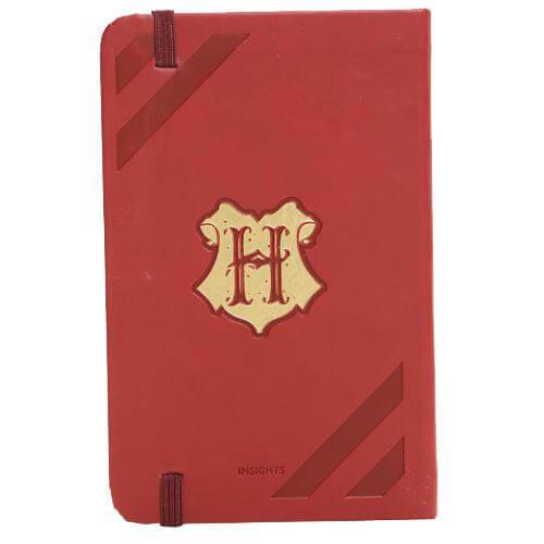 CARNET GRYFFONDOR (NOUVELLE VERSION 2020) - HARRY POTTER la boutique du sorcier