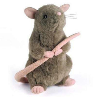 GRANDE PELUCHE CROUTARD LE RAT - HARRY POTTER La Boutique du Sorcier - Wizard Shop