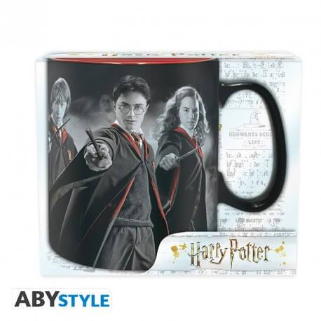MUG - 320 ml - Harry, Ron, Hermione -  HARRY POTTER - la boutique du sorcier