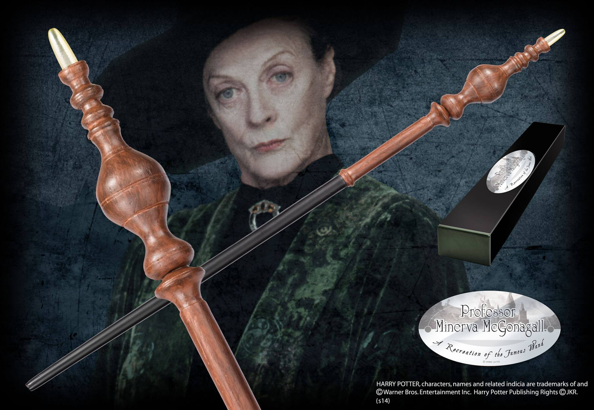 BAGUETTE COLLECTOR PROFESSEUR MC GONAGALL