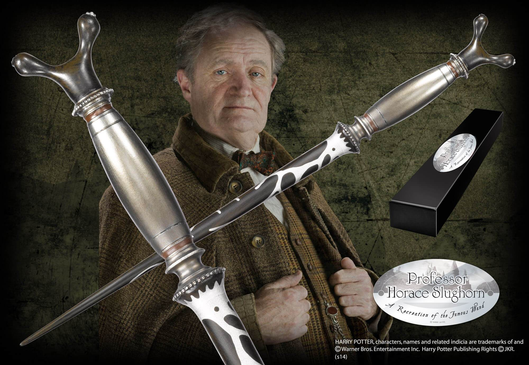BAGUETTE COLLECTOR PROFESSEUR SLUGHORN