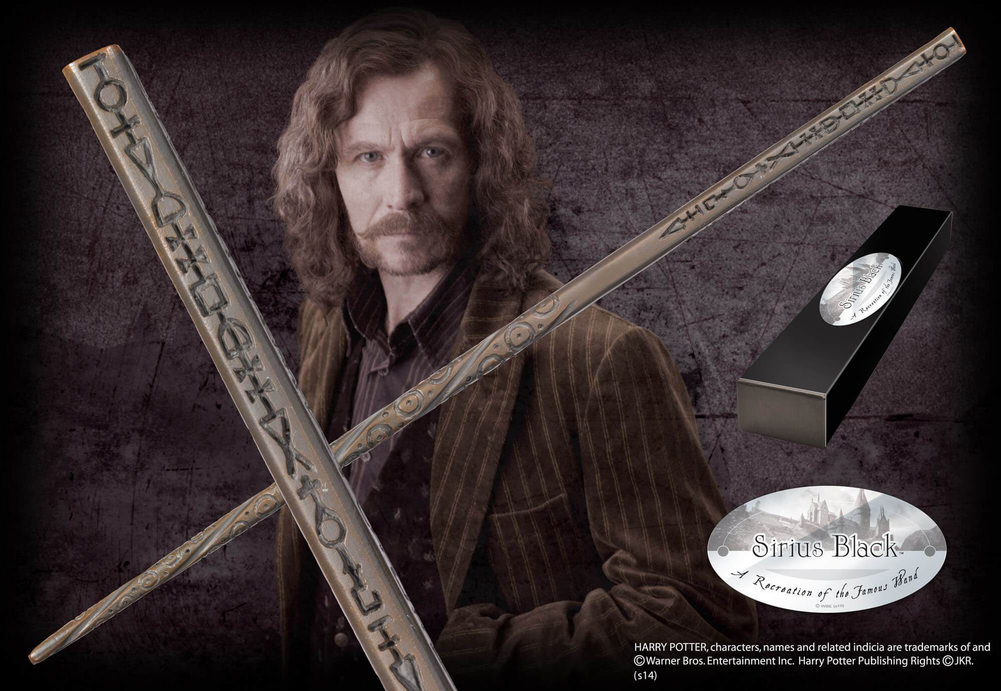 BAGUETTE COLLECTOR SIRIUS BLACK
