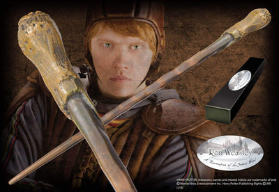 BAGUETTE COLLECTOR RON WEASLEY