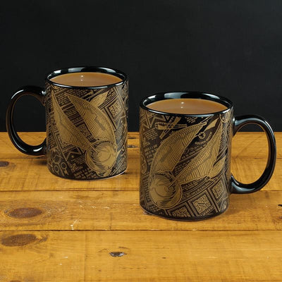 MUG VIF D'OR - HARRY POTTER