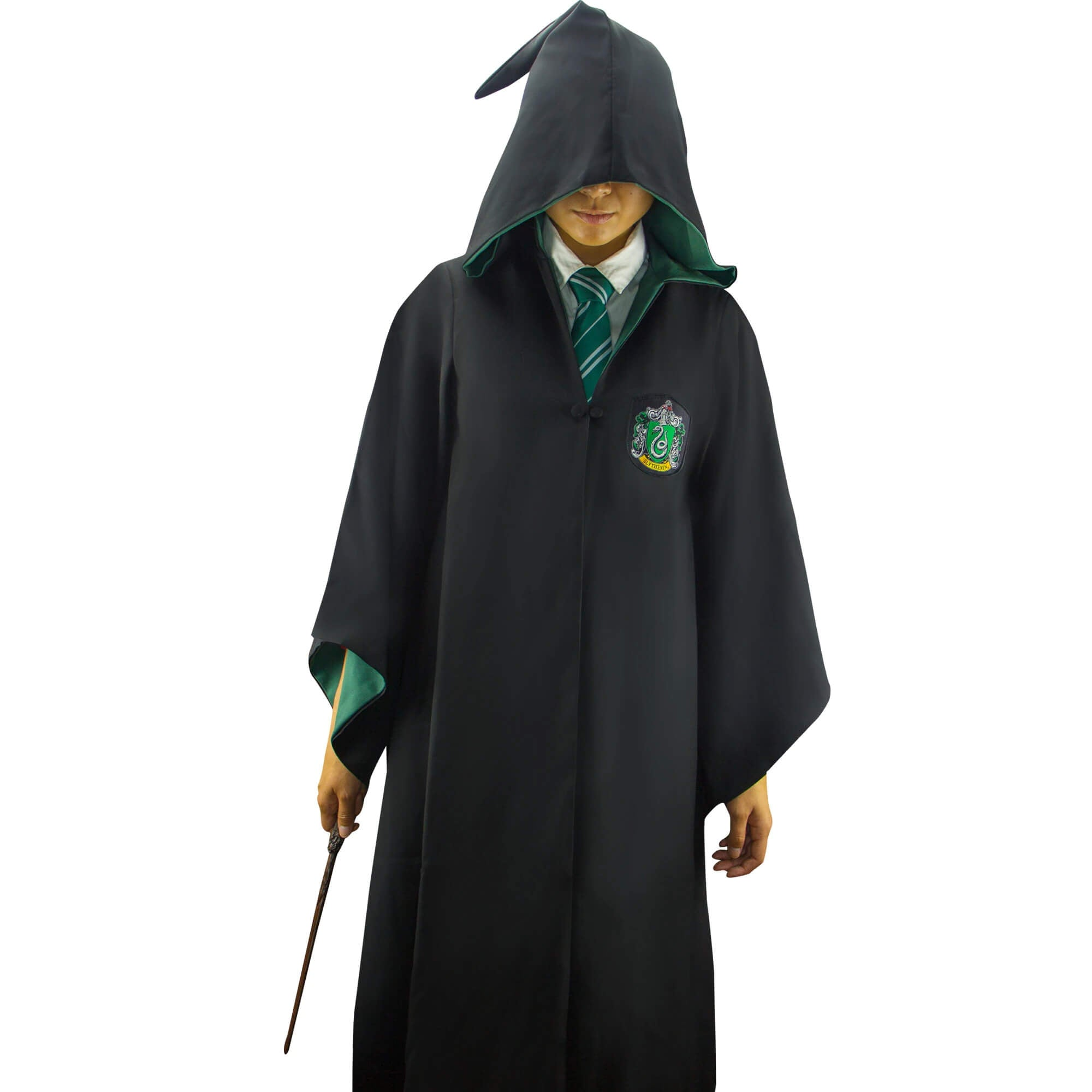 RÉPLIQUE ROBE DE SORCIER SERPENTARD - HARRY POTTER