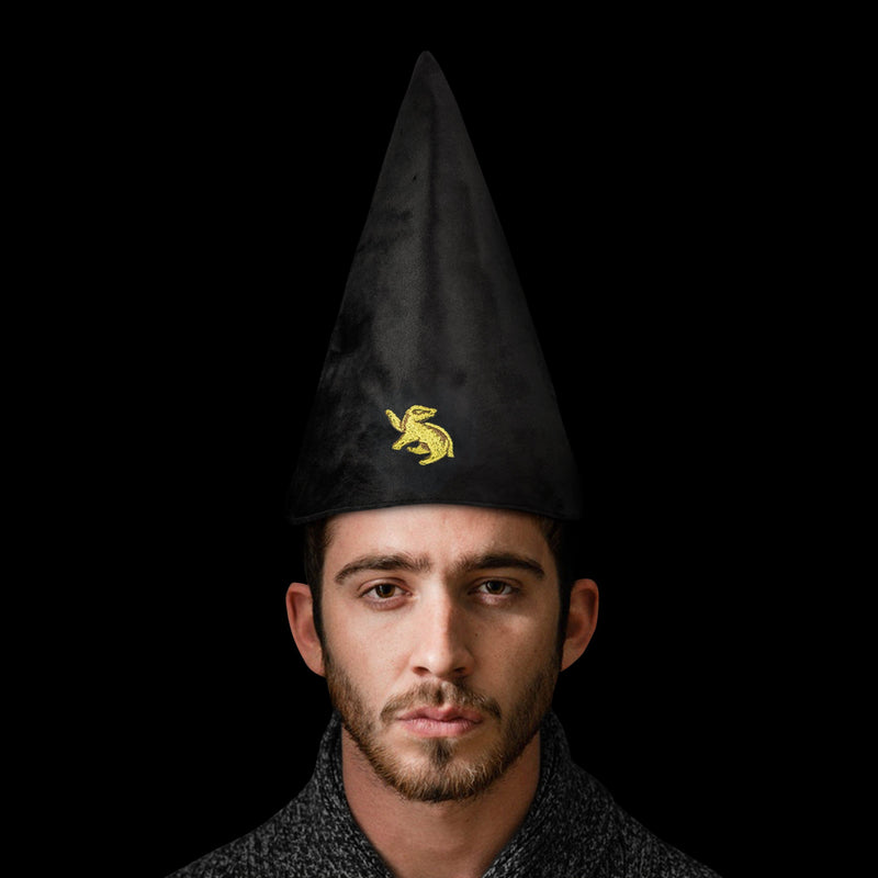 CHAPEAU ETUDIANT POUFSOUFFLE -  HARRY POTTER