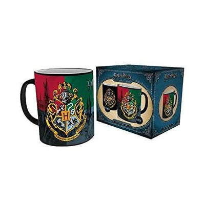MUG THERMORÉACTIF POUDLARD - HARRY POTTER - la boutique du sorcier