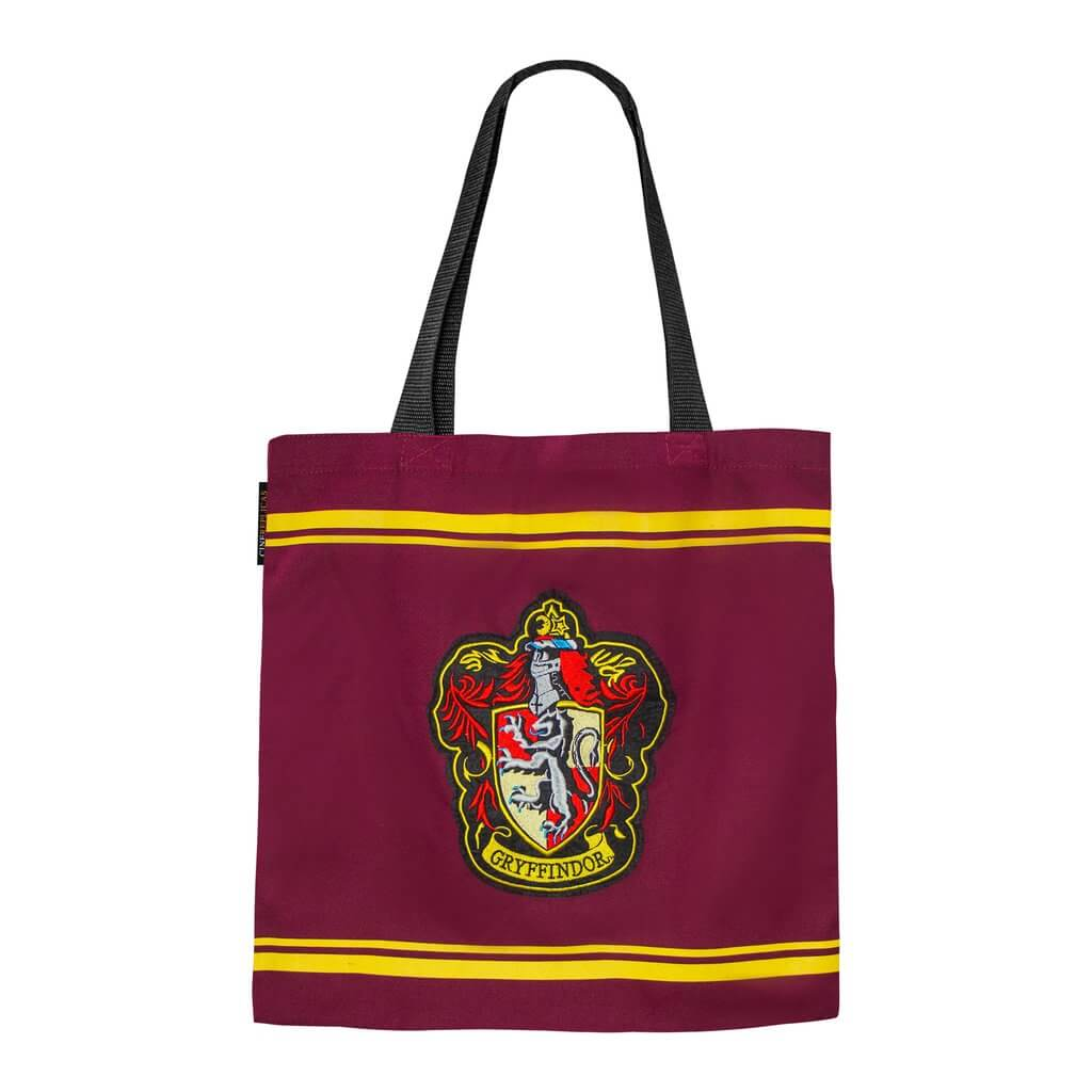 SAC EN TOILE GRYFFONDOR - HARRY POTTER