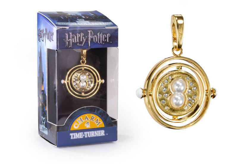 CHARM LUMOS RETOURNEUR DE TEMPS - HARRY POTTER - la boutique du sorcier