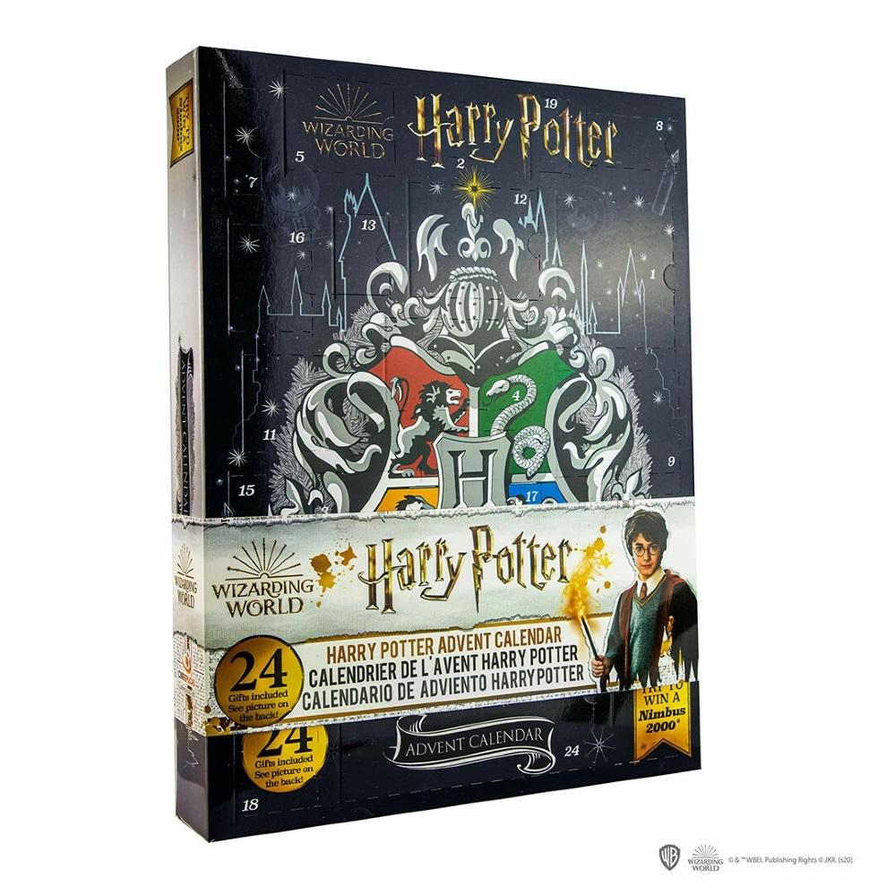 Calendrier de l'avent 2020 Harry Potter - PRODUITS INEDITS - Harry Potter