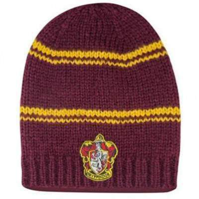 BONNET LONG TRICOT GRYFFONDOR -  HARRY POTTER