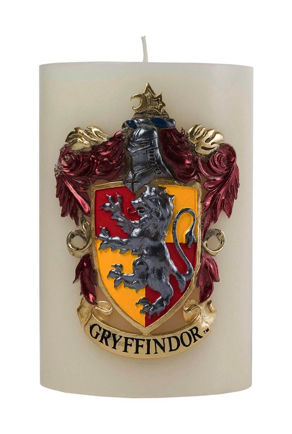 BOUGIE GRYFFONDOR XL 15 X 10 CM - HARRY POTTER - la boutique du sorcier