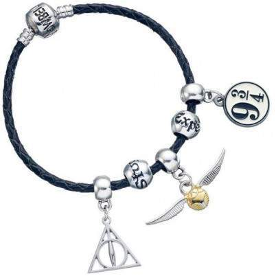 BRACELET  SYMBOLES - HARRY POTTER La Boutique du Sorcier - Wizard Shop