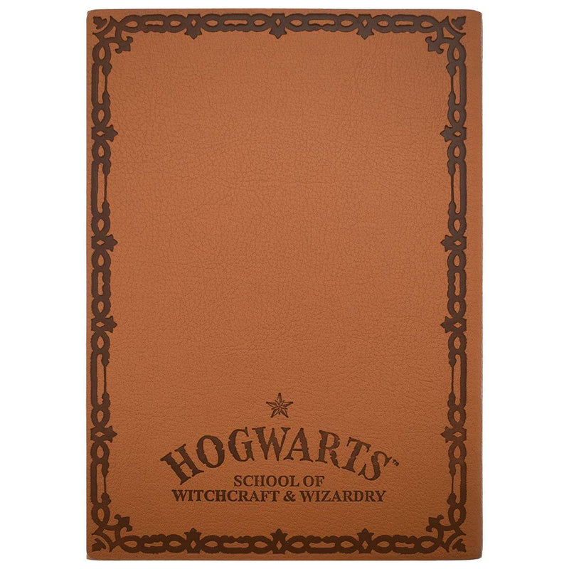 CARNET POUDLARD A COUVERTURE SOUPLE - HARRY POTTER